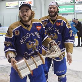 Burlington trio plays key role in Caledonia's Sutherland Cup title