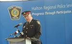 Halton Police Chief Stephen Tanner