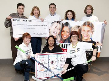 Hockey tournament in Oakville will support youth mental health