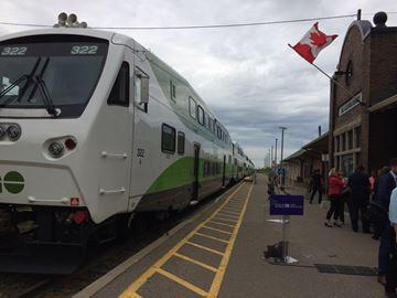 St. Catharines VIA Rail station