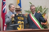 VIDEO: City mayors clebrate 30th anniversary of twinning
