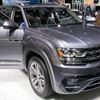 VW adds R-Line trim to Atlas SUV