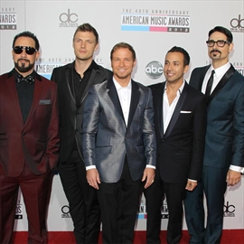 Backstreet Boys agreed residency because of Britney Spears-Image1