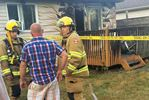 Midland woman distraught after losing home in fire