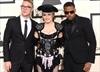 PHOTOS: Celebrities arrive at the Grammy Awards
