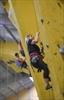VIDEO: Rock climbing