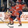 Gens Frontenacs McShane celebration