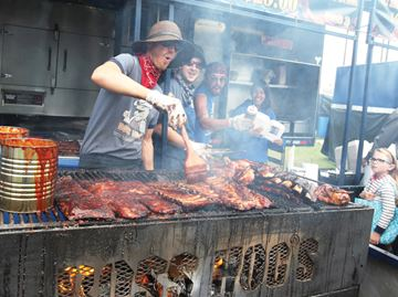 Northumberland Ribfest returns