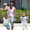 Usher's son is his toughest critic-Image1