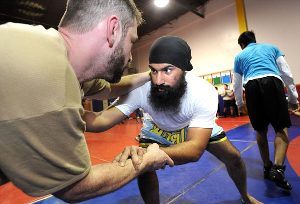 Opinion Jagmeet Singh Has Celebrity Style But Does He