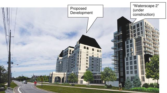 Proposed hotel-condo