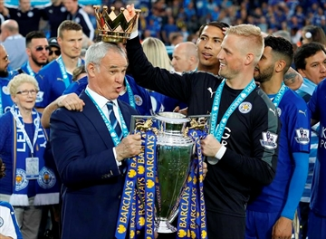 Column: Leicester's fall doesn't tarnish an improbable title-Image2