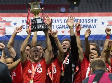 Last-minute goal lifts TFC over Whitecaps-Image1
