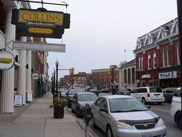Dundas's King Street
