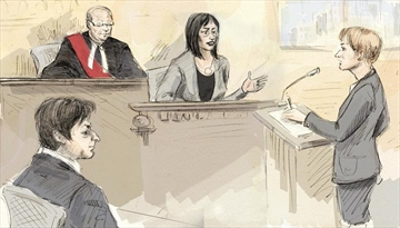 Ghomeshi trial: Lucy on hot seat about emails-Image1