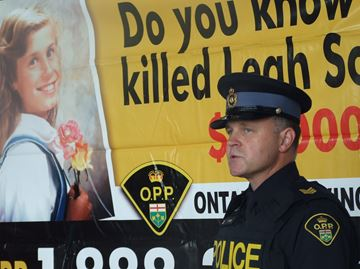 OPP determined to solve 25-year-old murder of Cumberland Beach teen