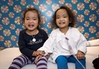 Twins' dad cries in thanking liver donor-Image1