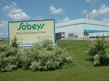 Sobeys' Milton support centre to close resulting in 400 job losses