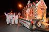 Sutton Santa Claus Parade of Lights