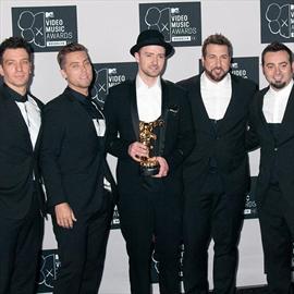 NSYNC congratulate Adele-Image1