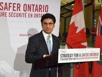 Ontario launches police modernization initiative