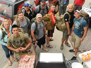 Ruck to Remember hosting BBQ at Sobeys in Barrie today