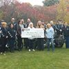Motorcycle club helps women's shelter