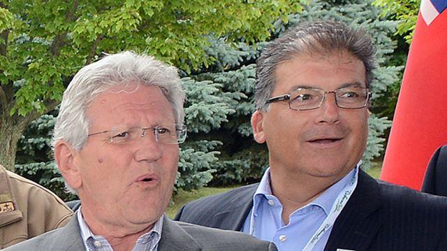 Who will be Richmond Hill's mayor?