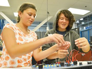 Midland summer camp teaches kids skilled trades