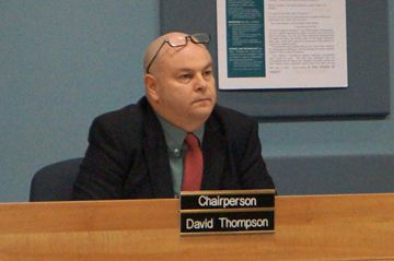 Chair David Thompson