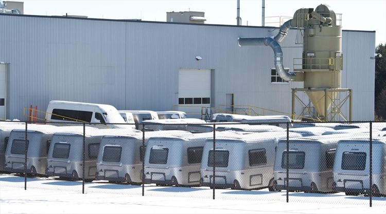 Erwin Hymer shipped trailers that were not fully certified
