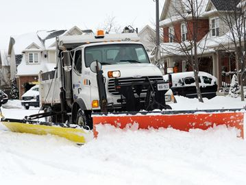 Milton expands windrow removal program, seeks registrants