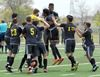 PHOTOS Knights win Catholic boys soccer title