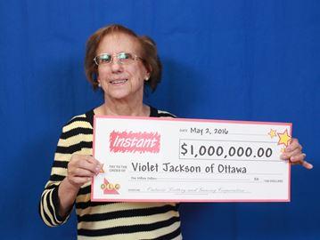 Ottawa's newest millionaire