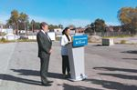 Affordable housing announcement