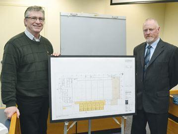 Sunderland Lions Club arena proposal