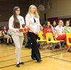 Remembrance Day ceremony at Penetanguishene Secondary School