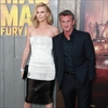 Charlize Theron films with Sean Penn-Image1