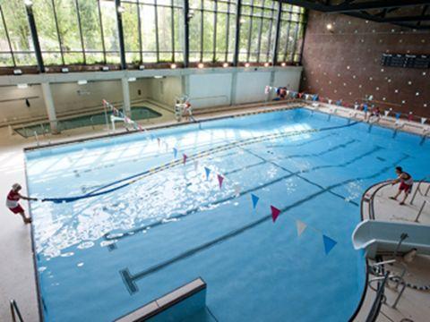 North toronto memorial community centre pool for Community center toronto swimming pool