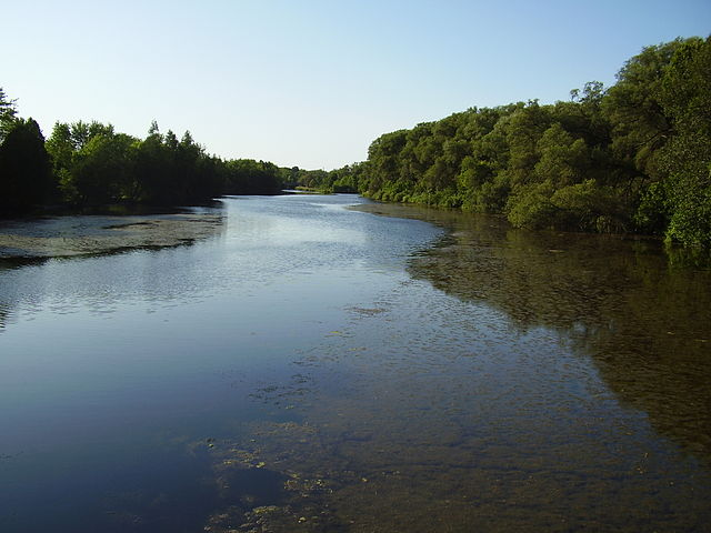 speed river