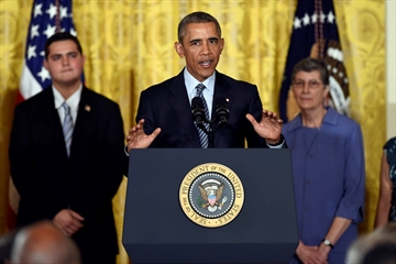 Obama heralds impact of power plant regulations-Image1