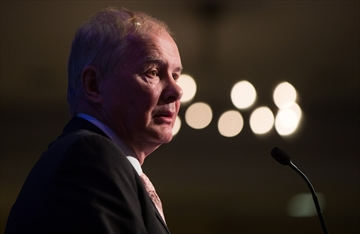 Furlong makes 1st major speech to welcoming crowd-Image1