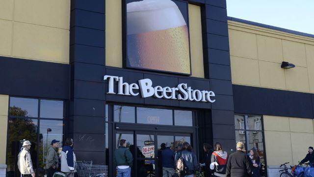 Deals beer store