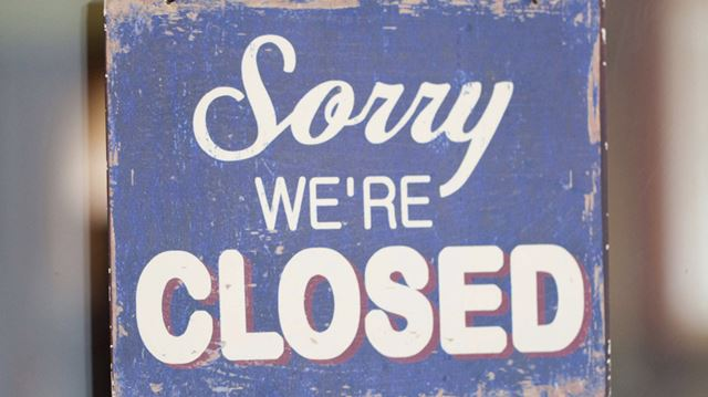 What's open and closed