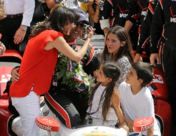 Juan's World! Montoya beats Power for second Indy 500 win-Image1