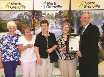 Twenty years of community service