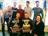 Home Hardware bonspiel winners