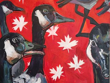 Colour and Form Society at Red Door Gallery
