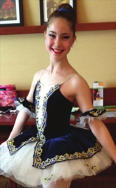 Local girl ready to dance for Canada– Image 1