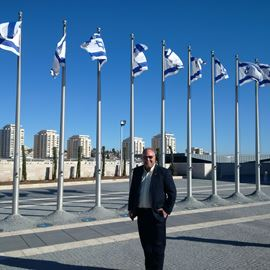Todd Smith in Israel